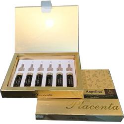 プラセンタリキッド100% Angelina Placenta 6本セット [10ml×6本]